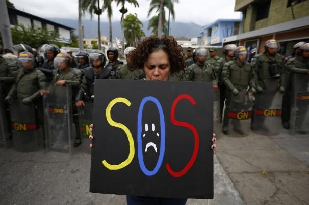 ¿Cómo es que las protestas en Venezuela llegaron a ser tan grandes? Los siguientes gráficos te ofrecen ciertas pistas