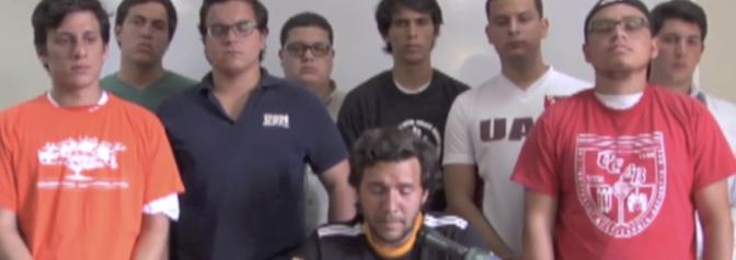 Comunicado del Movimiento Estudiantil Venezolano