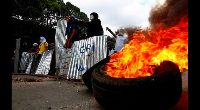 La lógica moralmente retorcida de Venezuela