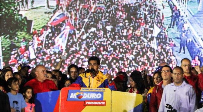 ¿Venezuela abandonará el Chavismo?