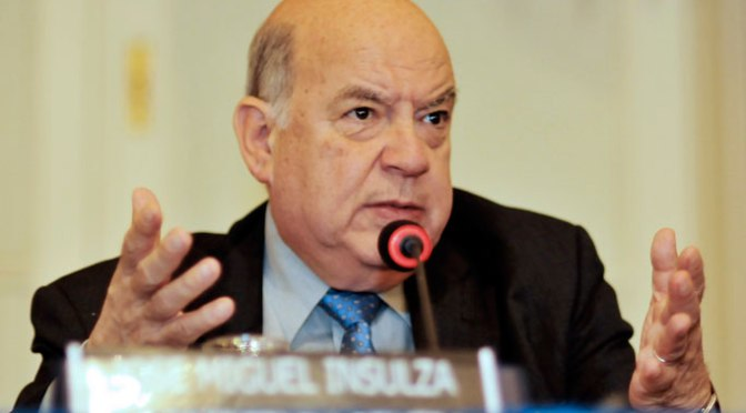 The Hell of the OAS, UNASUR and CELAC diplomats