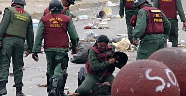 a Gli abusi della giustizia venezuelana nelle proteste