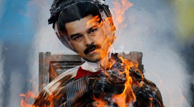 Fuerzas de seguridad de Venezuela: Una élite asesina más allá de la ley