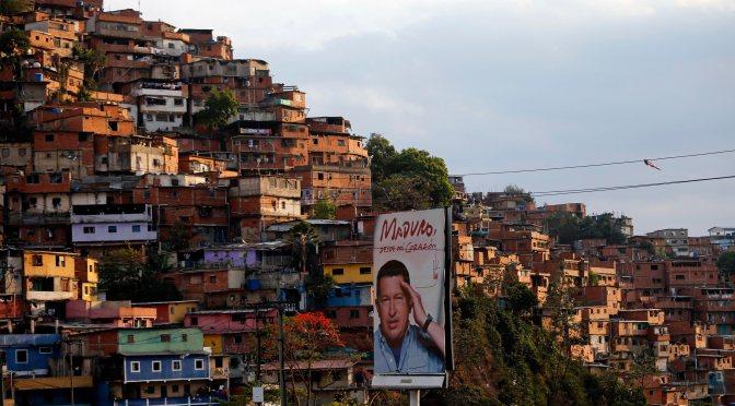 Los barrios y el movimiento estudiantil en Venezuela