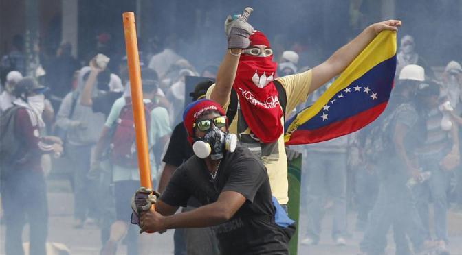Venezuela enfrenta una espiral de violencia
