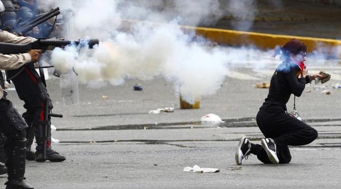 La justice vénézuélienne figure parmi les plus soumises du continent Américain