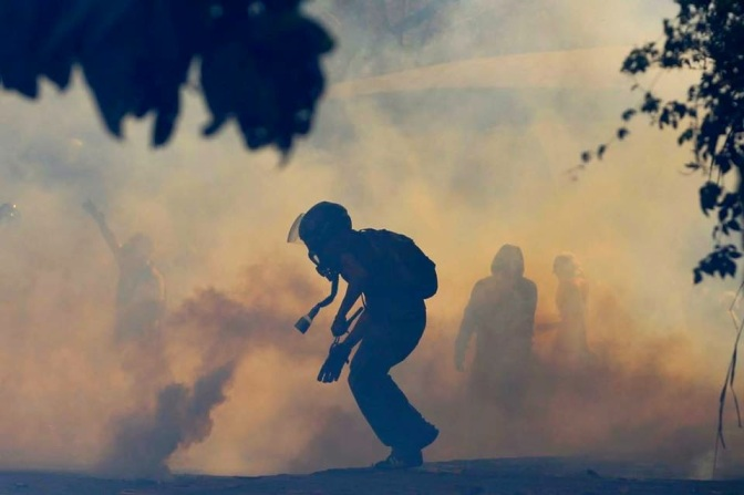 L'Agonie du Venezuela : président faible, généraux forts, manifestations et cocaïne
