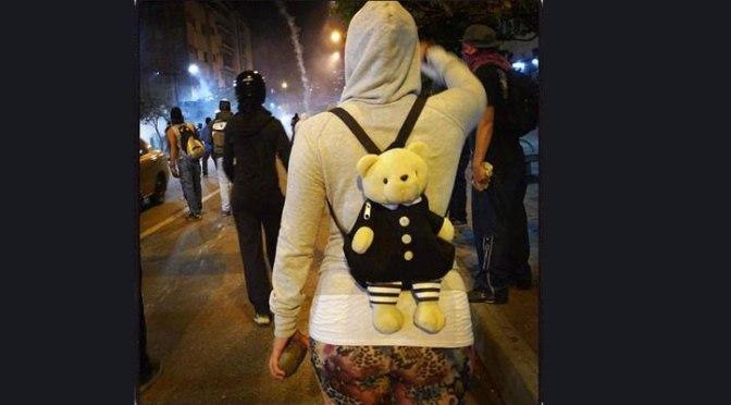 Conoce a los manifestantes de las barricadas que protestan contra el crimen en Venezuela