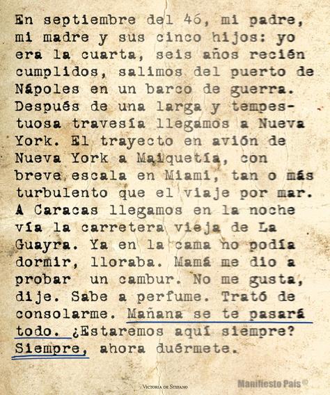 Manifiesto-Victoria-De-Stefano