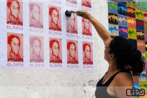 MariAntonia y Se Busca Bolivar